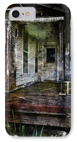 This Old House IPhone Case by Scott Kingery