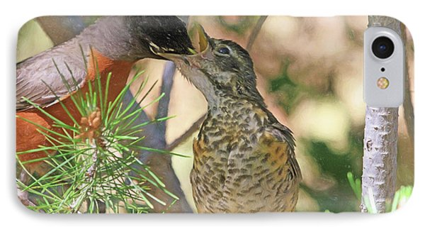 This Ones For You IPhone 7 Case by Donna Kennedy