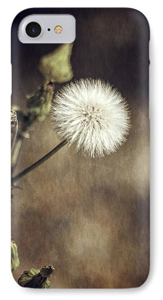 IPhone Case featuring the photograph Thistle by Carolyn Marshall