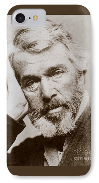 IPhone Case featuring the photograph Thomas Carlyle by Pg Reproductions