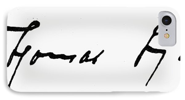 Thomas Mann (1875-1955) IPhone Case