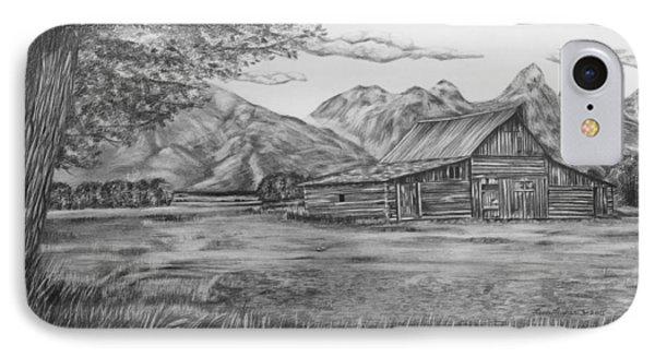 Thomas Moulton Barn IPhone Case
