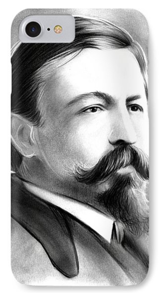 Thomas Nast IPhone Case by Greg Joens