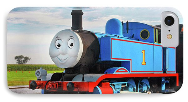 Thomas The Train IPhone Case by Paul W Faust -  Impressions of Light