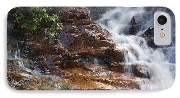 Thoreau Falls - White Mountains New Hampshire  Phone Case by Erin Paul Donovan