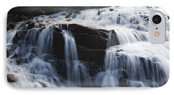Thoreau Falls - White Mountains New Hampshire Usa IPhone Case by Erin Paul Donovan
