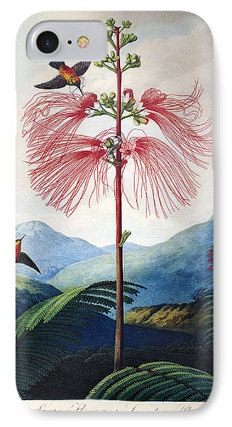 Thornton: Sensitive Plant Phone Case by Granger