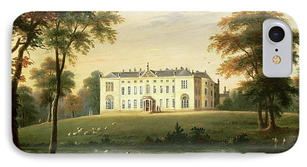 Thorp Perrow Near Snape In Yorkshire IPhone Case by English School
