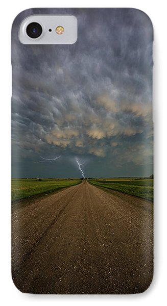 IPhone Case featuring the photograph Thor's Chariot  by Aaron J Groen