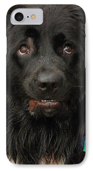IPhone Case featuring the photograph Those Eyes by Debbie Stahre