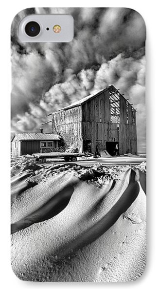 IPhone Case featuring the photograph Those Were The Days by Phil Koch