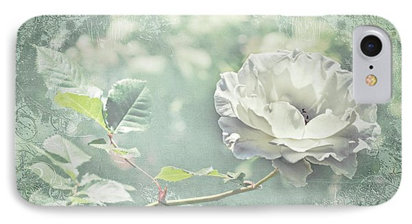 IPhone 7 Case featuring the photograph Thoughts Of You by Linda Lees