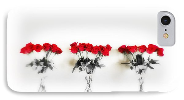 Three Dozen Roses Phone Case by Scott Pellegrin