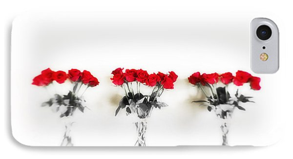 Three Dozen Roses IPhone Case by Scott Pellegrin
