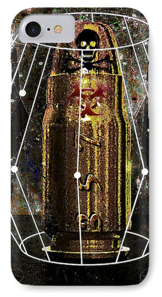 Three Fifty Seven Sig IPhone Case by Iowan Stone-Flowers