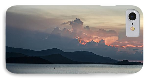 Three Fishermen IPhone Case by Michelle Meenawong