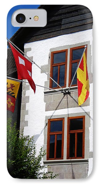 Three Flags IPhone Case