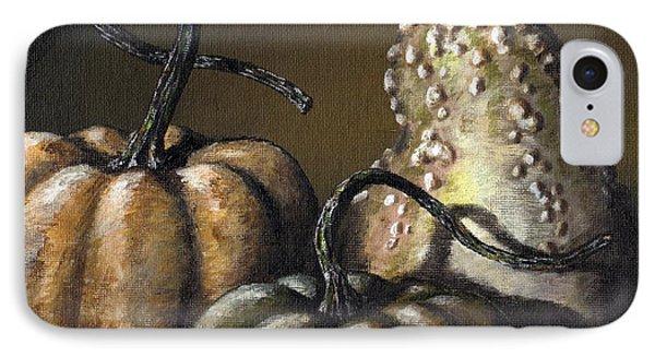 Three Gourds Phone Case by Adam Zebediah Joseph