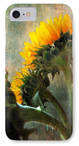 IPhone Case featuring the photograph Three by John Rivera