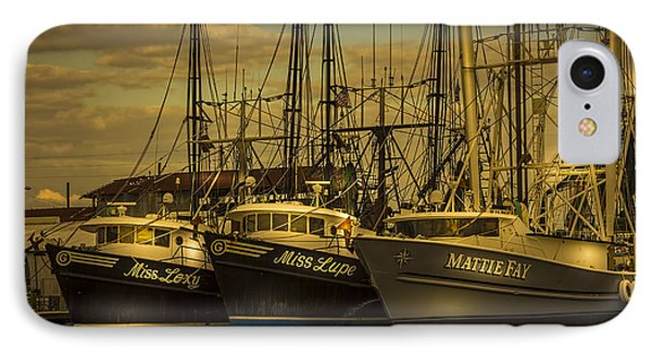 Three Ladies Of The Gulf IPhone Case by Marvin Spates