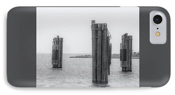 Three Pillars IPhone Case