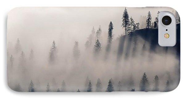 Three Ridges Fog IPhone Case