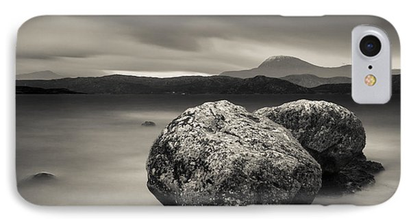 Three Rocks IPhone Case by Dave Bowman