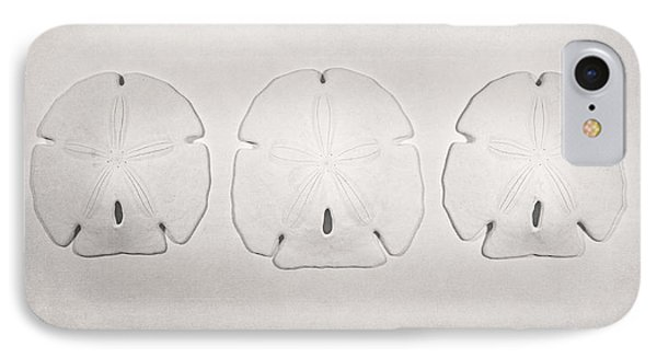 Three Sand Dollars IPhone Case