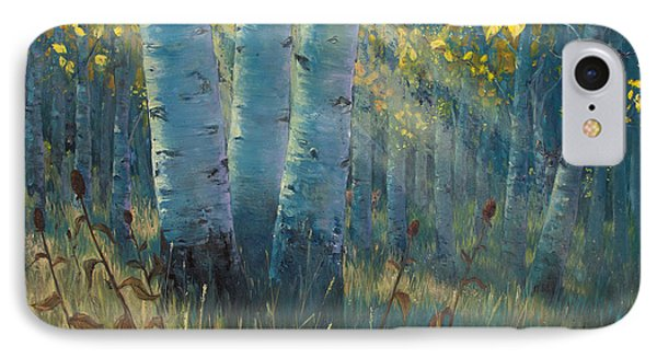 Three Sisters - Spirit Of The Forest IPhone Case by Rob Corsetti