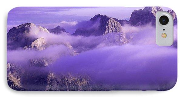 Three Summits. Julian Alps Phone Case by Konstantin Dikovsky