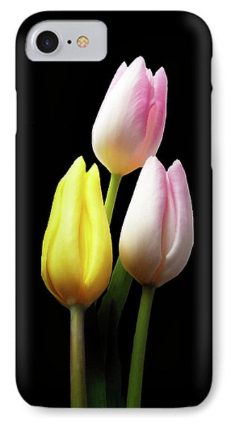 Three Tulips IPhone Case