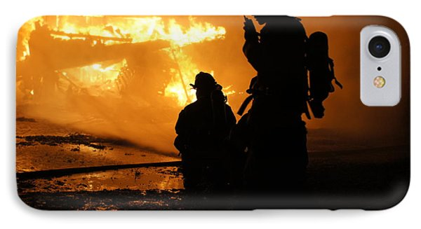 Through The Flames IPhone Case
