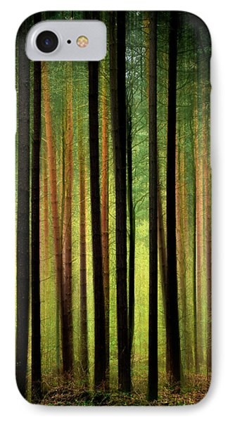 Through The Woods Phone Case by Svetlana Sewell