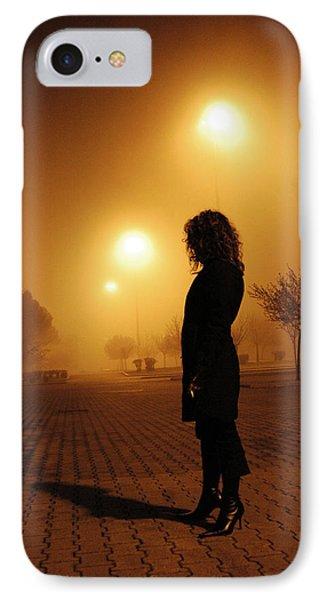 Thru The Fog Phone Case by Diego Bonomo
