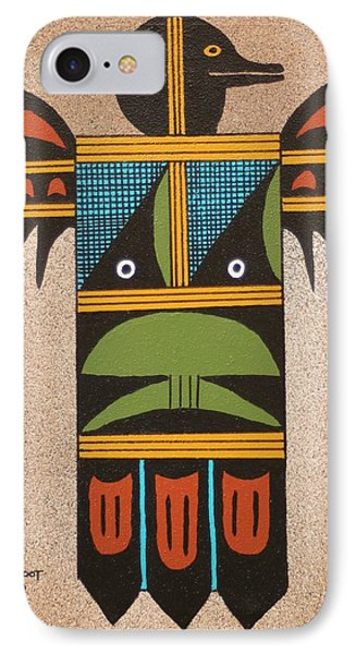 Thunder Bird #2 IPhone Case by Ralph Root