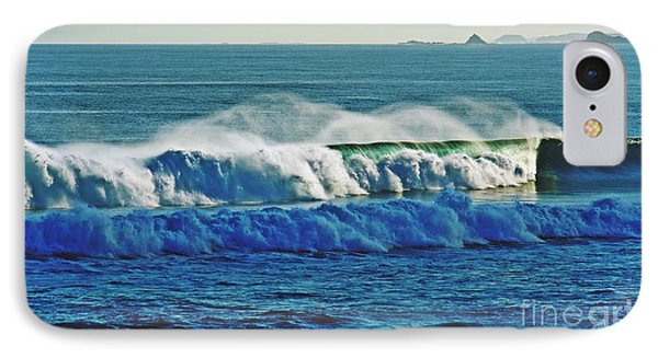 Thunder Of The Waves Phone Case by Blair Stuart