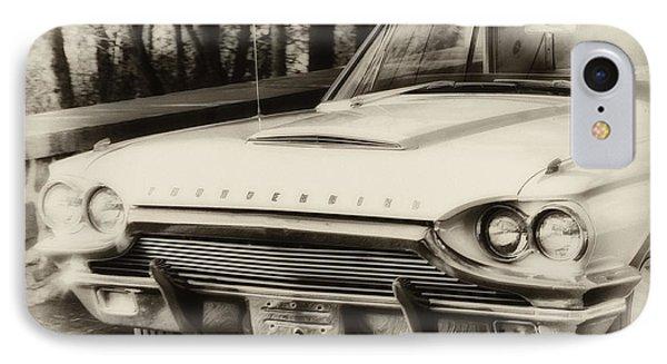Thunderbird Dreams Phone Case by Bill Cannon
