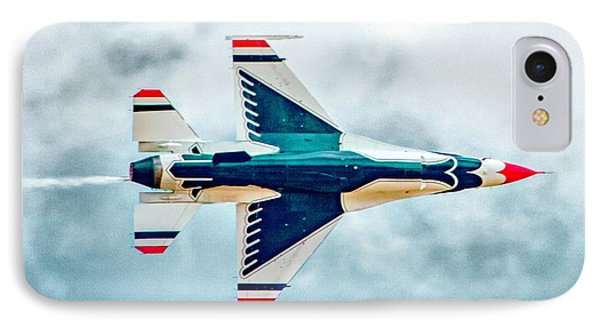 Thunderbird Underbelly IPhone Case by Bill Gallagher
