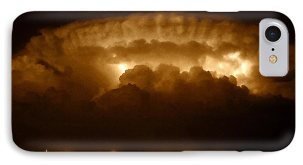 Thundercloud Phone Case by David Lee Thompson