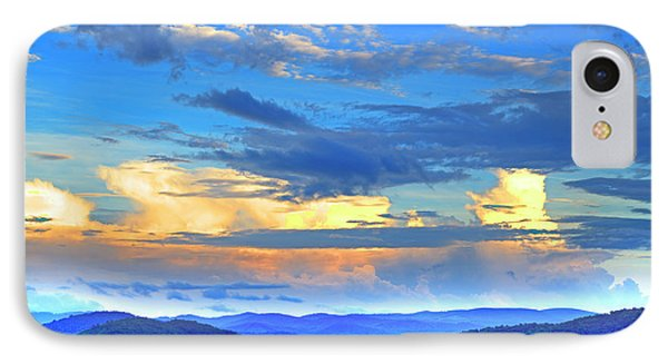 Thunderheads IPhone Case by Dale R Carlson