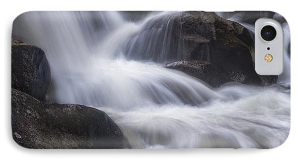 IPhone Case featuring the photograph Thundering River by Tim Reaves