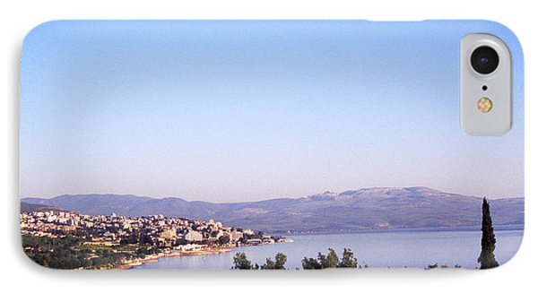 Tiberias Sea Of Galilee Israel Phone Case by Thomas R Fletcher