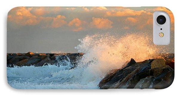 Tidal Energy - Cape Cod Bay IPhone Case