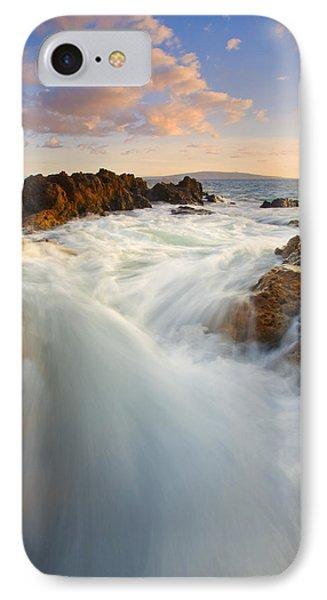 Tidal Surge Phone Case by Mike  Dawson