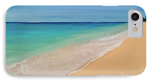 Tide Washing In IPhone Case