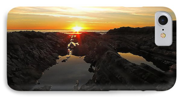 Tidepools IPhone Case by Paul Foutz