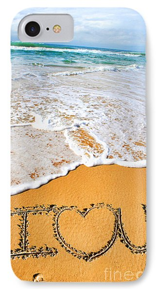 Tides Of Romance IPhone Case by Jorgo Photography - Wall Art Gallery