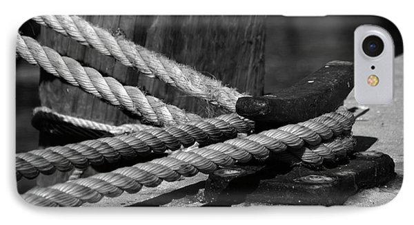 Tied Down Phone Case by Susanne Van Hulst