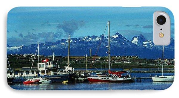 Tierra Del Fuego IPhone Case