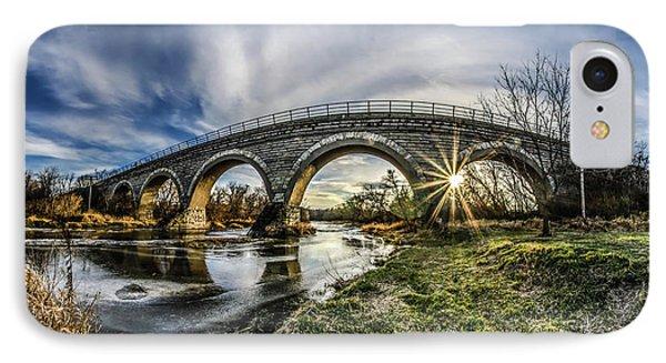 Tiffany Bridge Panorama IPhone 7 Case